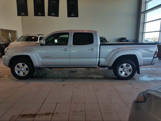 2010 TOYOTA TACOMA DOUBCAB in Red Deer, Alberta