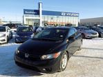 2008 Honda Civic EX-L/LEATHER/SUNROOF/HEATED SEATS in Edmonton, Alberta