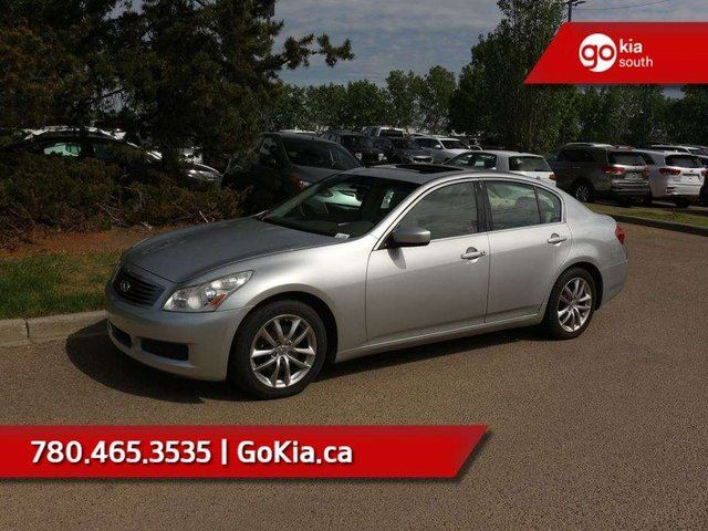 2009 INFINITI G37 **$139 B/W PAYMENTS!!! FULLY INSPECTED!!!!** in Edmonton, Alberta