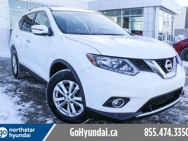 2016 NISSAN ROGUE SV BACKUPCAM/HEATEDSEATS/BLUETOOTH in Edmonton, Alberta