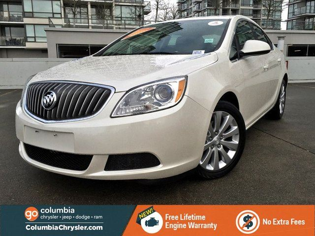 2016 BUICK VERANO Base in Richmond, British Columbia
