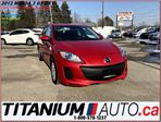 2013 Mazda MAZDA3 GS-SKY+Heated Seats+BlueTooth+Traction & Cruise Co in London, Ontario