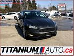 2015 Ford Focus Hatch+Camera+Heated Leather+Remote Start+Bluetooth in London, Ontario