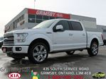 2017 Ford F-150 Limited~GPS NAVHEAT/VENT SEATS360 VIEW CAM in Grimsby, Ontario
