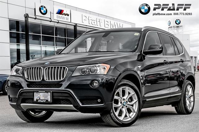 2014 BMW X3 xDrive28i in Mississauga, Ontario