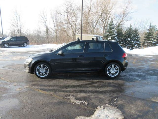 2015 VOLKSWAGEN GOLF TDI HIGHLINE in Cayuga, Ontario