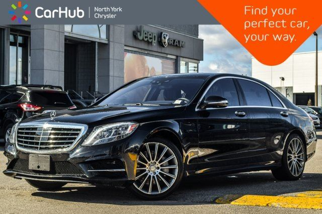2015 MERCEDES-BENZ S-CLASS S 550 in Thornhill, Ontario