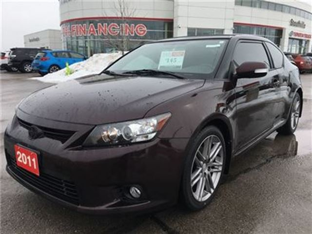 2011 SCION TC Automatic / Dealer Certified / NEW Tires! in Stouffville, Ontario