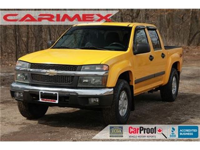 2006 CHEVROLET COLORADO LT in Kitchener, Ontario