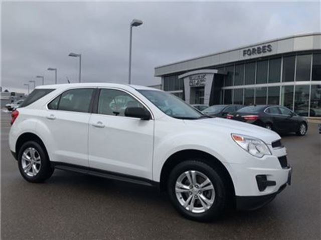 2011 CHEVROLET EQUINOX LS \ VERY CLEAN \ BLUETOOTH \ in Waterloo, Ontario