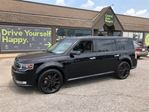 2017 Ford Flex Limited / NAVIGATION / DUAL MOONROOF / LEATHER in Fonthill, Ontario