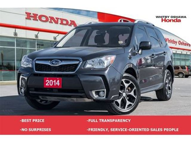 2014 SUBARU FORESTER 2.0 XT Touring   Automatic   Sunroof in Whitby, Ontario