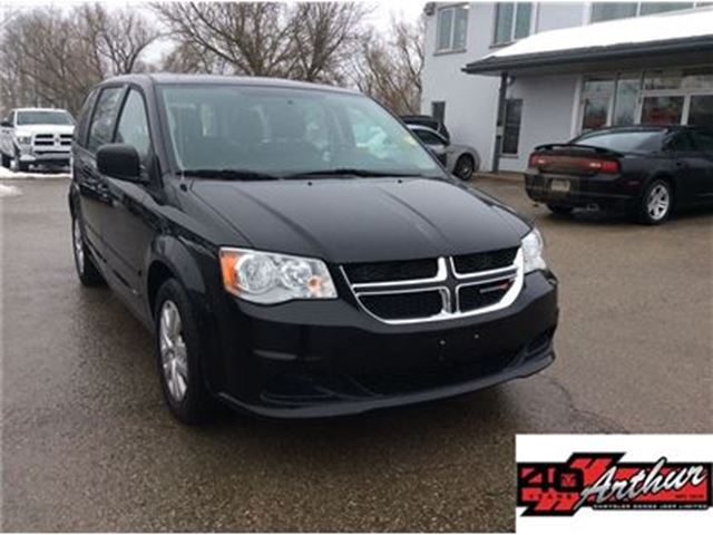 2016 Dodge Grand Caravan Canada Value Package With Bluetooth in Arthur, Ontario