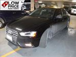 2014 Audi A4 Leather*Sunroof*AWD*LedLights&Warranty* in Toronto, Ontario