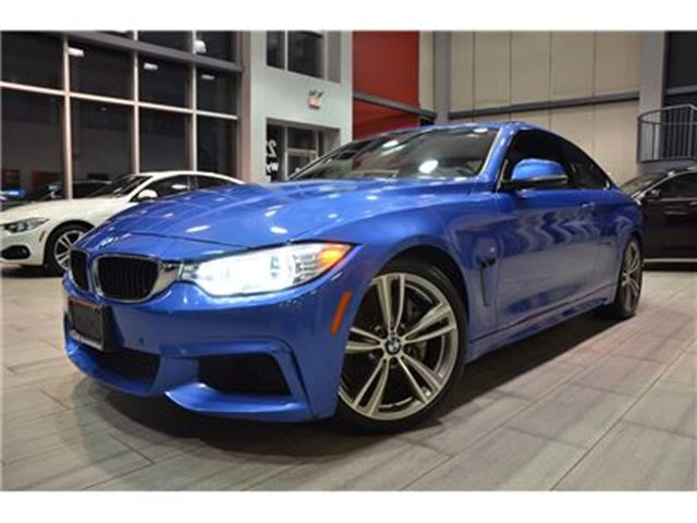 2014 BMW 435I M-Sport Package 6-Speed Manual! in Oakville, Ontario