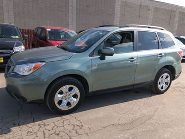2014 SUBARU FORESTER 2.5i, Automatic, Heated Seats, AWD, in Burlington, Ontario