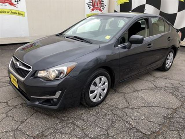 2015 SUBARU IMPREZA 2.0i, Auto, AWD, Back Up Camera, AWD, 46,000km in Burlington, Ontario