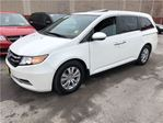 2014 Honda Odyssey EX-L, Navigation, Leather, Only 37,000km in Burlington, Ontario