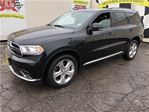 2015 Dodge Durango Limited, Navigation, Leather, Sunroof AWD in Burlington, Ontario