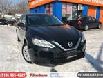 2016 Nissan Sentra 1.8 S   ONE OWNER   BLUETOOTH in London, Ontario