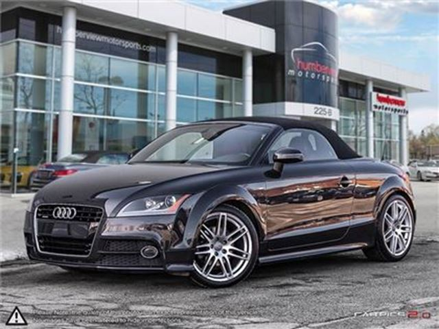 2014 AUDI TT 2.0T S line Competition in Mississauga, Ontario