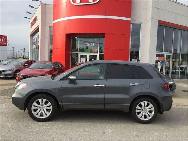 2012 ACURA RDX Base w/Technology Package (A5) in Maple Ridge, British Columbia