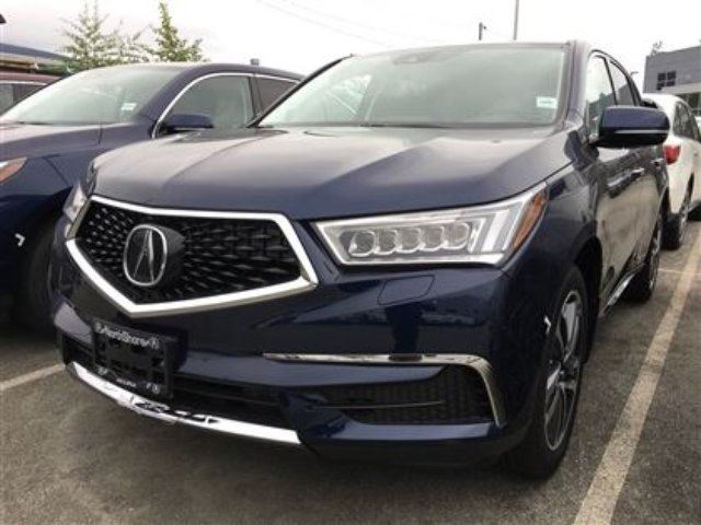 2017 Acura MDX Tech *New Vehicle* in North Vancouver, British Columbia