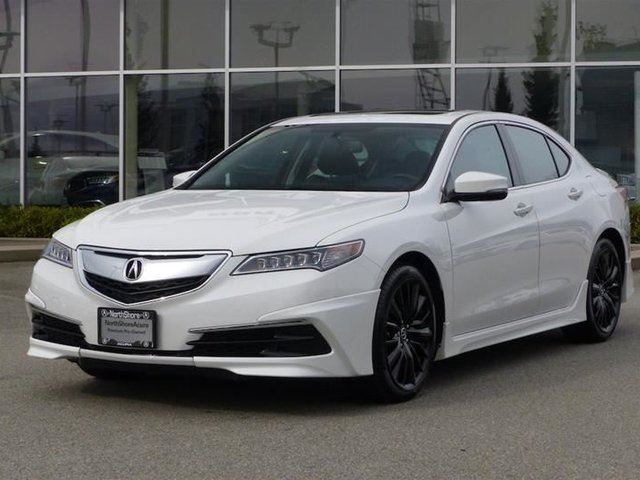 2017 Acura TLX 2.4L P-AWS *Aspec Package* in North Vancouver, British Columbia
