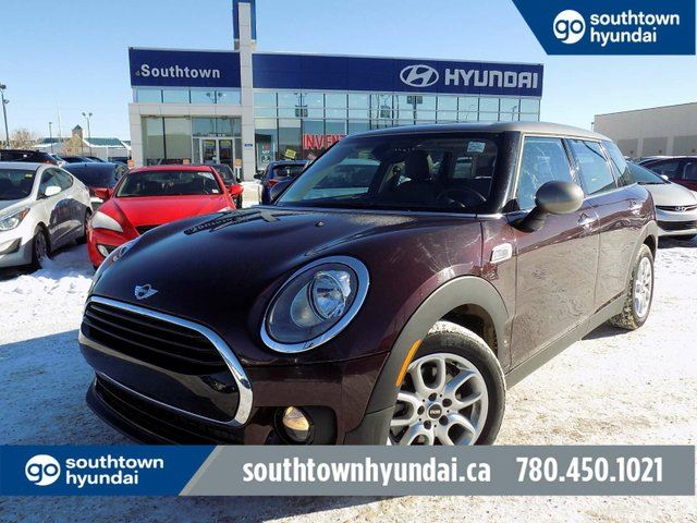 2017 MINI COOPER CLUBMAN/SUNOOF/LEATHER/HEATED SEATS in Edmonton, Alberta