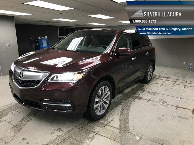 2014 ACURA MDX Technology Package SH-AWD **$1000 after tax incentive only when financed through AFS** in Calgary, Alberta