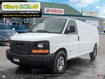 2008 GMC Savana 3500 Cargo Van. DURAMAX DIESEL. WOOD FLOORS. in Tilbury, Ontario