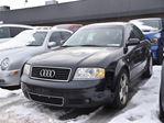 2001 Audi A6 4.2 LEATHER, SUNROOF !!! in Concord, Ontario