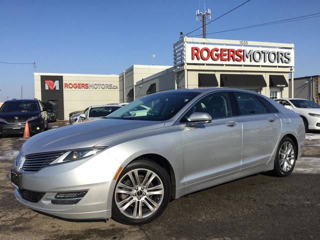 2014 LINCOLN MKZ 2.0 ECOBOOST - NAVI - LEATHER - SUNROOF in Oakville, Ontario