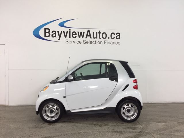 2013 SMART FORTWO - A/C! BLUETOOTH! LOW KM! BUDGET BUDDY! in Belleville, Ontario
