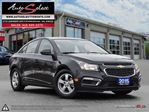 2015 Chevrolet Cruze ONLY 100K! **2LT MODEL**LEATHER**BACK-UP**SUNROOF* in Scarborough, Ontario