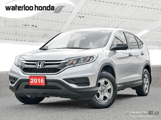 2016 Honda CR-V LX Special of the Week! Bluetooth, Back Up Camera, AWD, Heated Seats and more! in Waterloo, Ontario