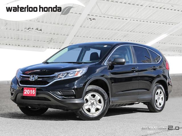 2016 HONDA CR-V LX Bluetooth, Back Up Camera, AWD, Heated Seats and more! in Waterloo, Ontario
