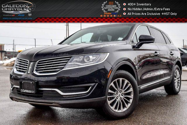 2016 LINCOLN MKX Select in Bolton, Ontario