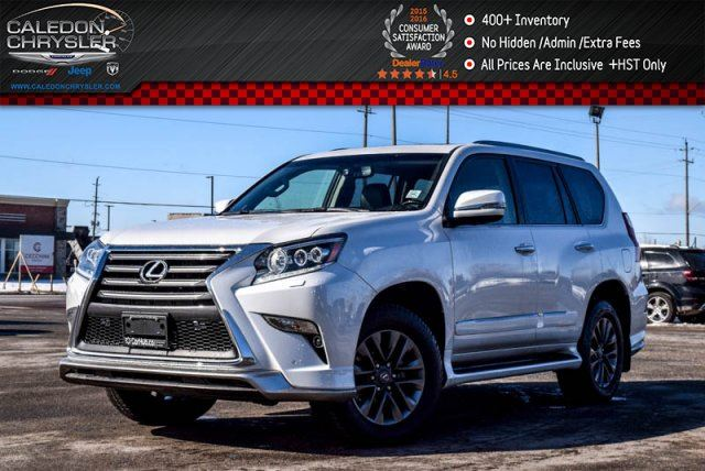2017 LEXUS GX 460 BASE in Bolton, Ontario