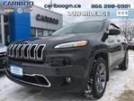 2016 Jeep Cherokee Limited in Williams Lake, British Columbia