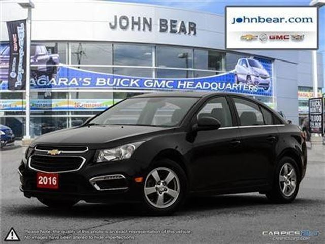 2016 CHEVROLET CRUZE LT in St Catharines, Ontario