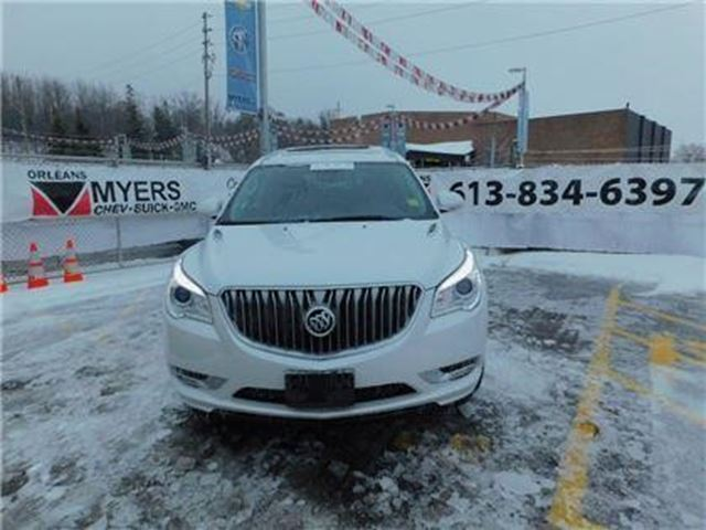 2017 BUICK ENCLAVE Leather in Orleans, Ontario