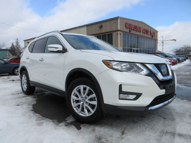 2017 Nissan Rogue SV AWD, PANA ROOF, BT, CAMERA, 28K! in Stittsville, Ontario