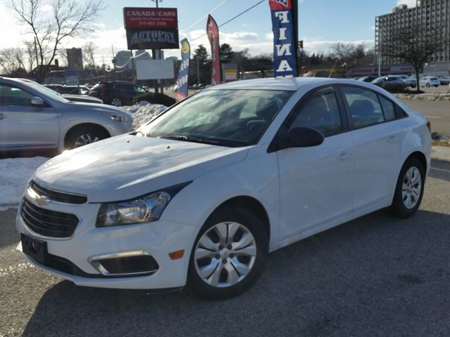 2016 CHEVROLET CRUZE LS in Waterloo, Ontario