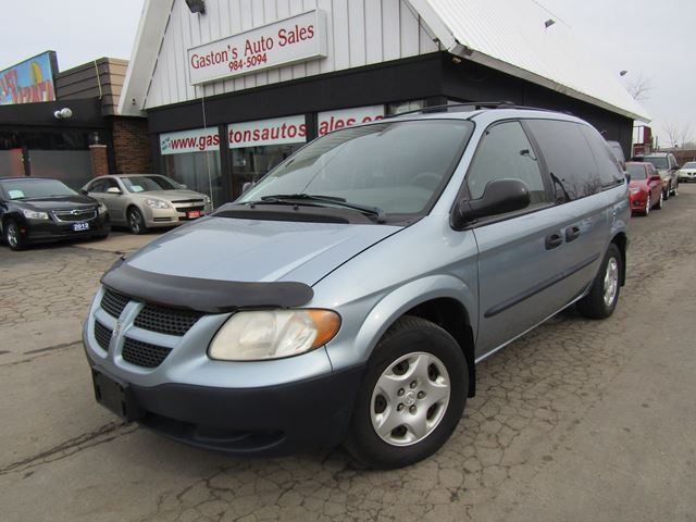 2003 DODGE CARAVAN READY TO GO! in St Catharines, Ontario
