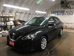 2016 Nissan Sentra S*PHONE CONNECT*ECO/SPORT MODE*KEYLESS ENTRY*POWER in Cambridge, Ontario