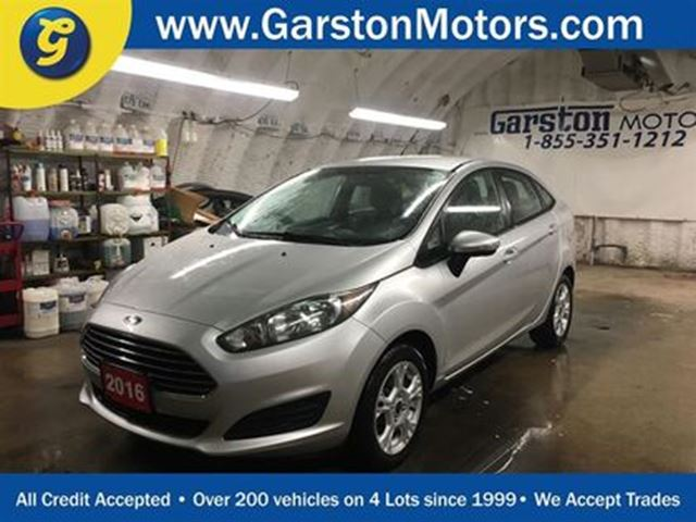 2016 FORD FIESTA SE*MICROSOFT SYNC PHONE CONNECT*KEYLESS ENTRY*CLIM in Cambridge, Ontario