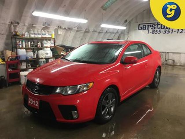 2012 KIA FORTE Koup EX*COUPE*POWER SUNROOF*PHONE CONNECT*KEYLESS ENTRY in Cambridge, Ontario