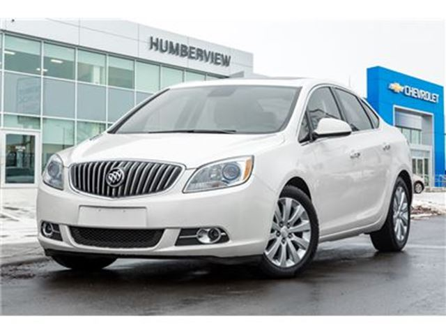 2013 BUICK VERANO Base BACK UP SUNROOF in Toronto, Ontario