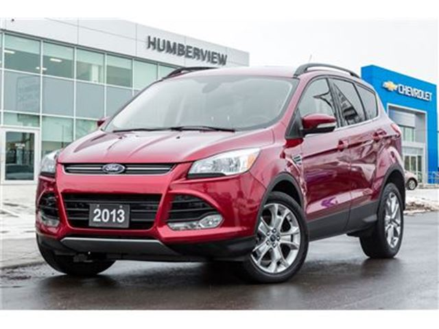 2013 FORD ESCAPE SEL NAVI MEMORY SEAT HEATED SEAT in Toronto, Ontario